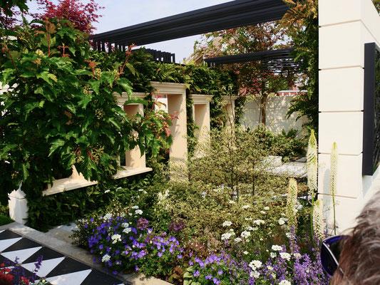 England Stadtgarten Chelsea Flower Show