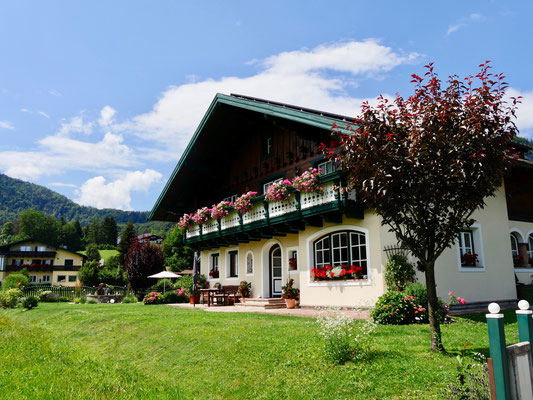 St. Gilgen Sehenswürdigkeit am Wolfgangsee
