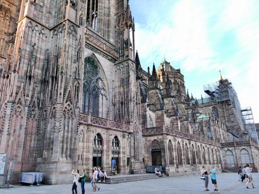 Frankreich, Straßburg Münster