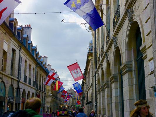 Frankreich, Dijion Altstadt
