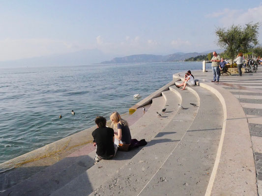 Gardasee Lazise
