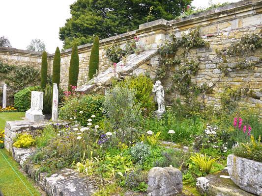 England, Hever Castle , italienischer Garten