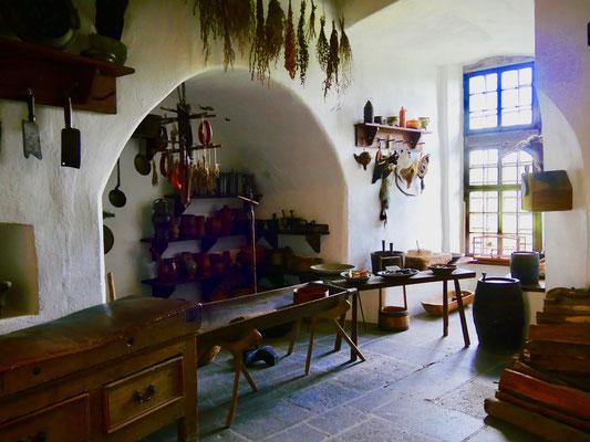 Marksburg Küche Sehenswürdigkeit  Deutschland Ritter Burg Marksburg Braubach am Rhein