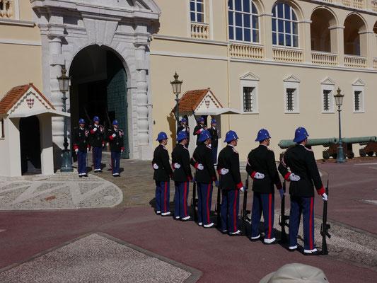 Monaco, Fürstenpalast