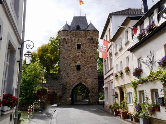 Ahrweiler Stadttore Die Stadtmauer von Ahrweiler und ihre Türme und Tore