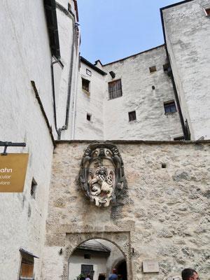 Festung Hohensalzburg Salzburg Österreich