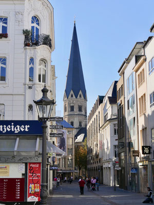 Bonner Stadthäuser