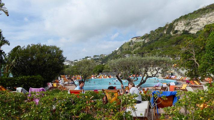 Italien, Insel Ischia, Poseidon Gärten