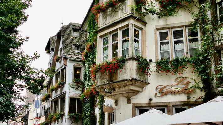 Frankreich, Straßburger Altstadt