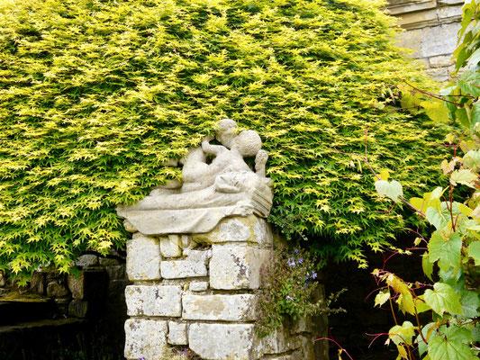 England, Hever Castle, itaienischer Garten