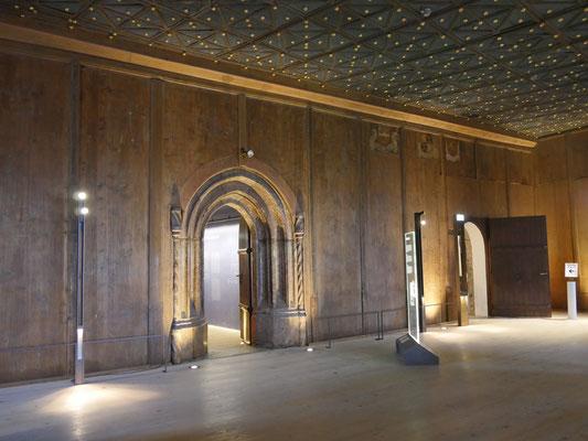 Festung Hohensalzburg Salzburg Österreich Fürstensaal