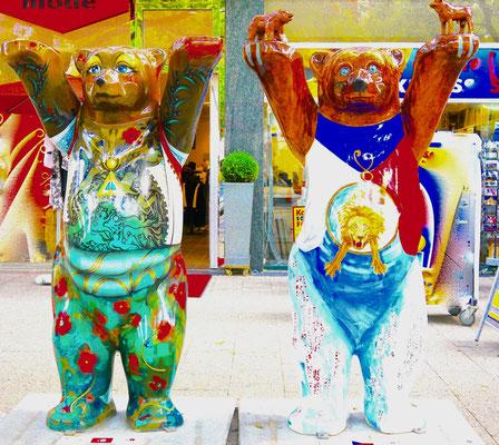 Sehenswürdigkeiten Berlin Berliner Bären