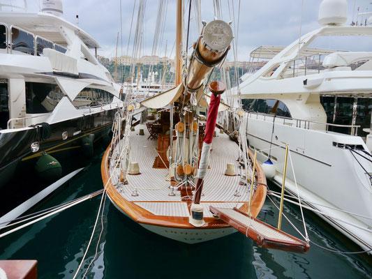 Monaco, Yachthafen