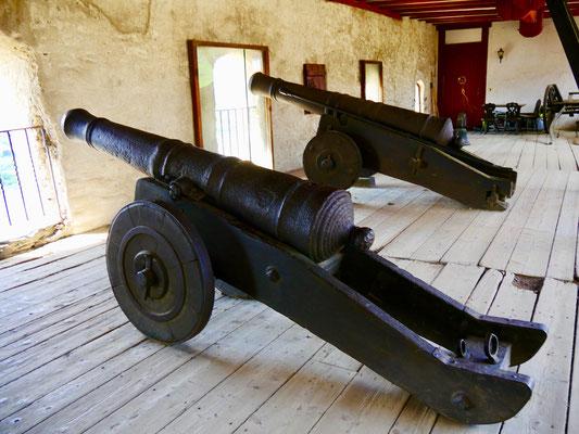 Marksburg Kanonen