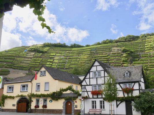 Ahrweiler im Ahrtal Sehenswürdigkeiten Deutschland