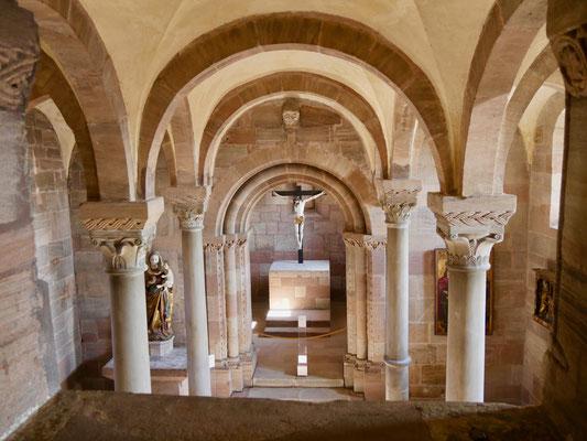 Die Kapelle in der Kaiserburg in Nürnberg Sehenswürdigkeiten Deutschland Nürnberg