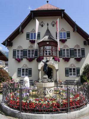 St. Gilgen Wolfgangsee/Österreich Sehenswürdigkeit im Salzkammergut