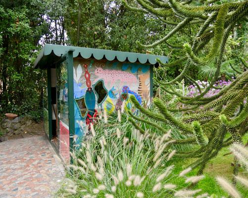 Parco Botanico Andre Heller Gardone