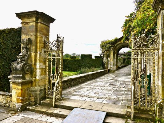 England: Hever Castle italienischer Garten