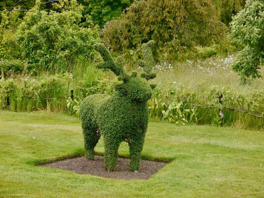 England, Garten