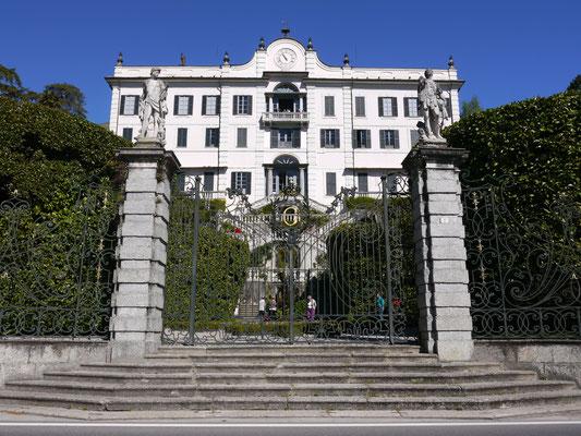 Comersee, Villa Carlotta