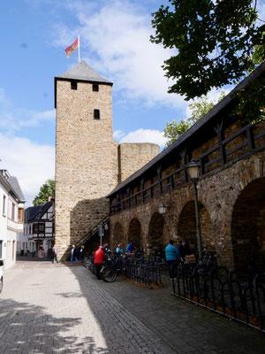 Ahrweiler Stadtmauer  Sehenswürdigkeiten Deutschland