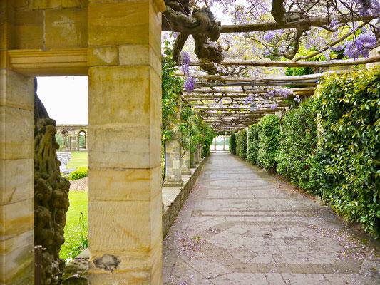 England, Hever Castle italienischrer Garten