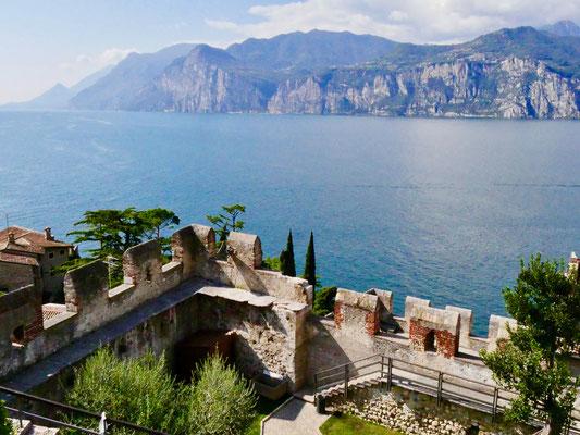 Malcesine Gardasee  Italien