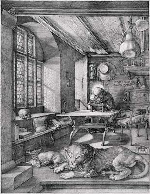 Albrecht Dürer Kupferstich