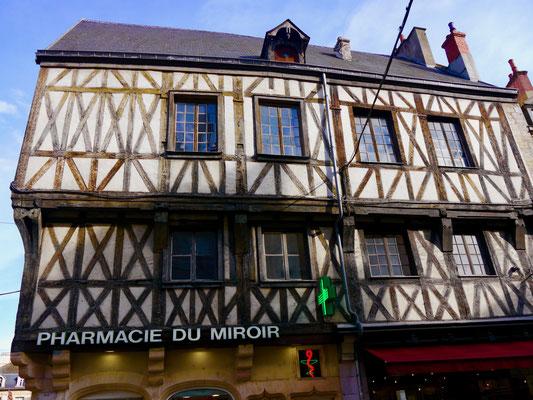 Frankreich, Dijon Altstadt