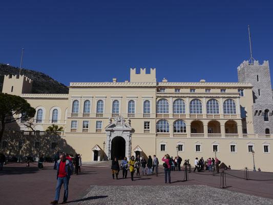 Monaco, Palazzo Grimaldi