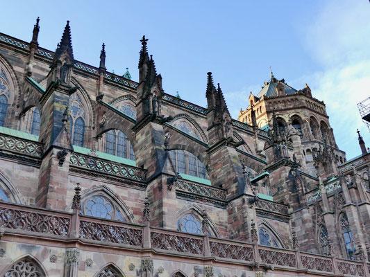 Frankreich, Straßburger Münster