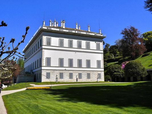 Comersee Villa Melzi