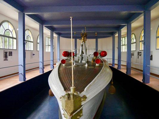 Gardasee: Giardino Vittoriale, Museum