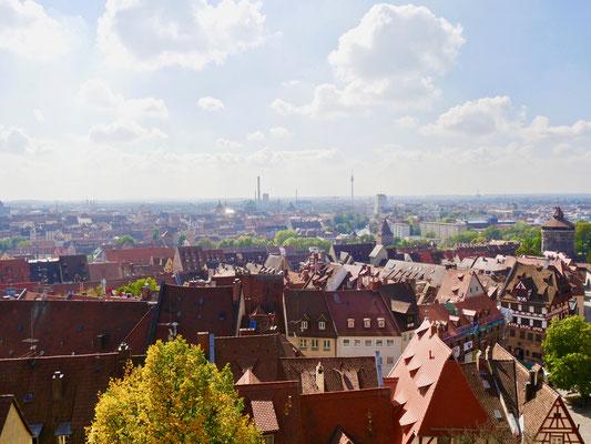 Sehenswürdigkeiten Deutschland Nürnberg