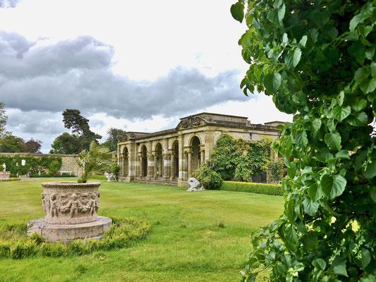 England, Hever Castle, italienischer Garten