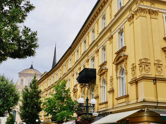Bad Ischl Österreich Sehenswürdigkeit im Salzkammergut
