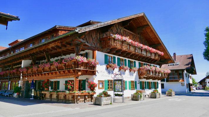 Bauernhaus im Allgäu