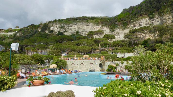 Italien, Insel Ischia Poseidon Gärten
