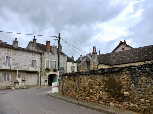 Frankreich Frankreich  Stadt und Gartenreise nach  Beaune im Burgund