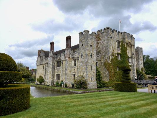 England: Hever Castle