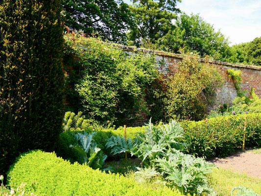 England Gartenreise Goodnestone Park Kent Sehenswürdigkeiten