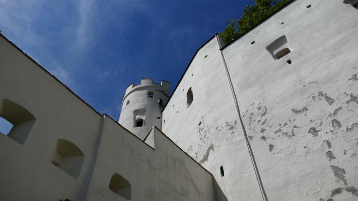 Füssen im Allgäu, das Hohe Schloss
