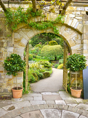 Gartenreise England Hever Castle/ italienischer Garten