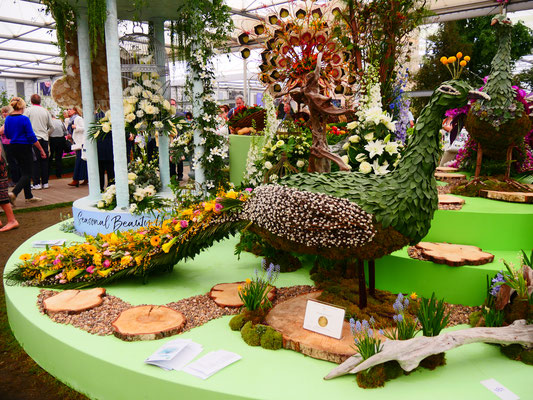 England Chelsea Flower Show London