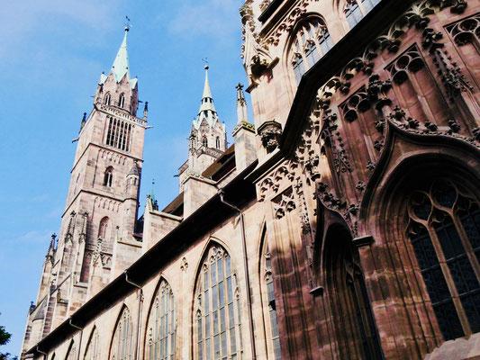 St. Lorenz kirche in Nürnberg