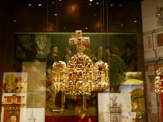Nürnberg Kaiserburg die Kaiserkrone