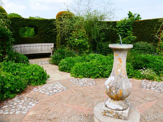 Gartenreise England Sehenswürdigkeiten Hole Park and Gardens