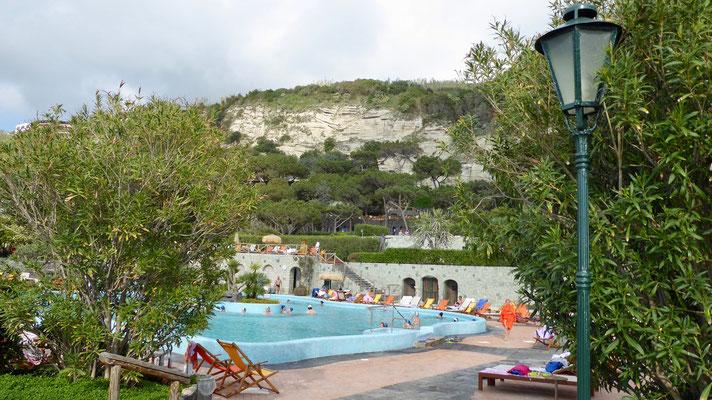 Insel Ischia Poseidon Gärten