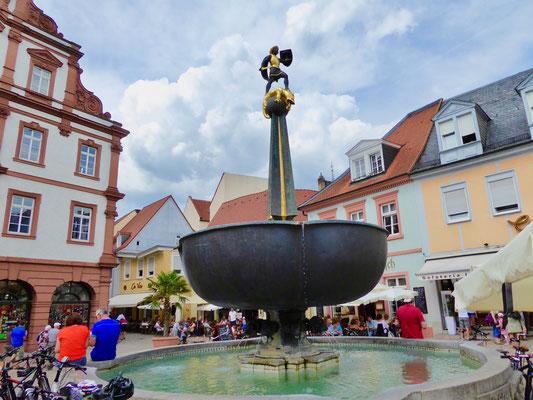 Speyer Altstadt Sehenswürdigkeit Städte Deutschland